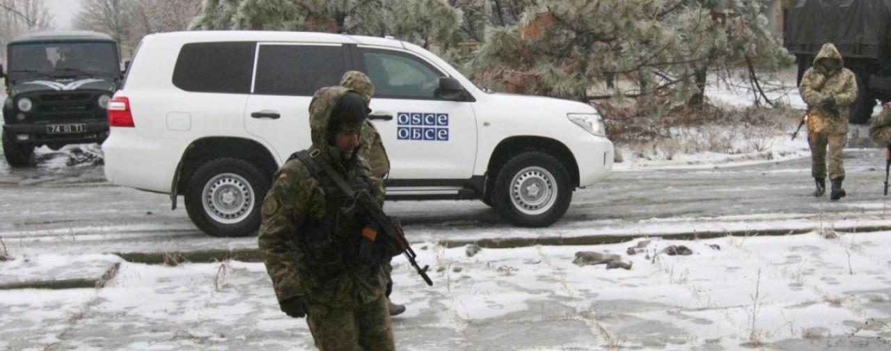 У США здивовані, що російські спостерігачі ОБСЄ пересуваються Донбасом Поштівка