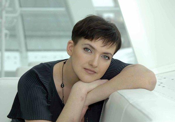 Надія Савченко повернулася в Україну Поштівка