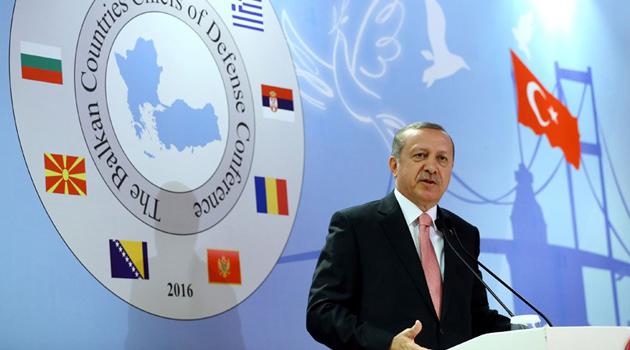 Ердоган розкритикував НАТО за пасивність в Чорному морі Поштівка