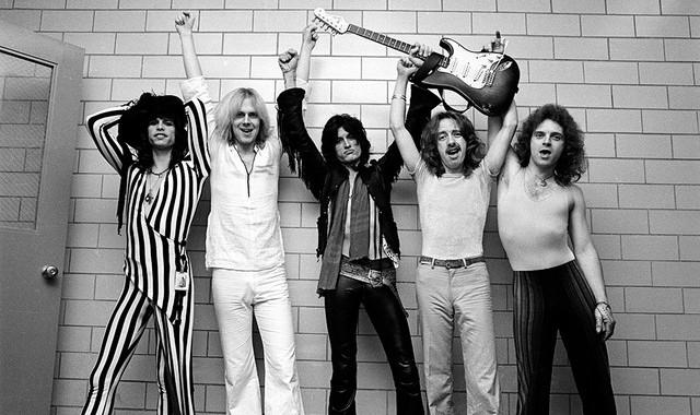 Легендарна рок-група Aerosmith заявила про розпад Поштівка
