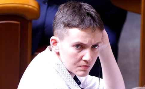 Савченко: Києву потрібен прямий діалог з лідерами бойовиків Поштівка