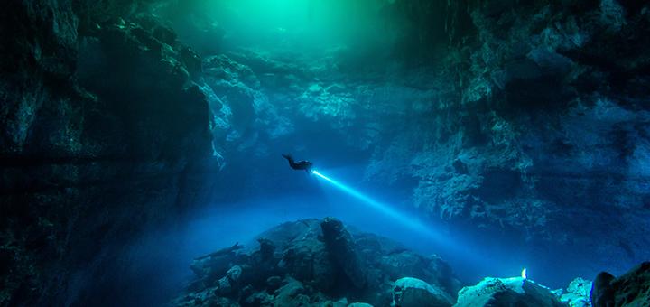 Під землею виявлений гігантський океан, який втричі більший за всі океани на Землі Поштівка