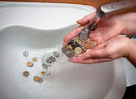 Холодна вода у Києві подорожчає Поштівка