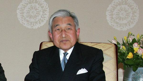 Імператор Японії має намір зректися престолу Поштівка