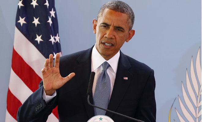 Обама закликав лідерів НАТО та ЄС посилити підтримку України Поштівка