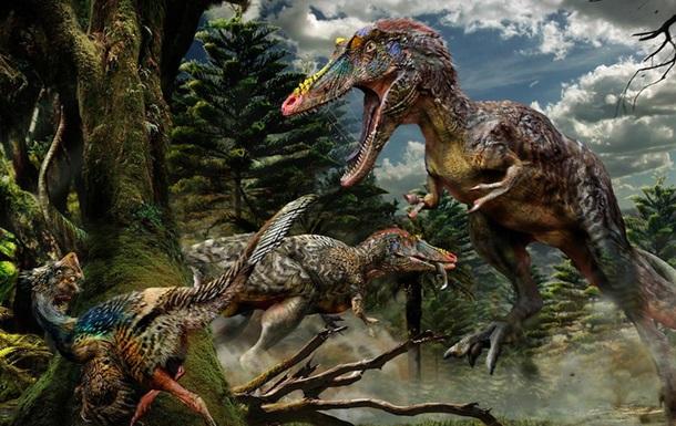 Учені вважають, що динозаври туркотіли, як голуби Поштівка