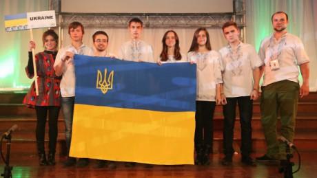 Українські школярі здобули 11 медалей на міжнародних олімпіадах Поштівка
