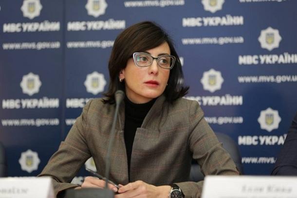 Деканоідзе розповіла, як її зупинили патрульні Поштівка