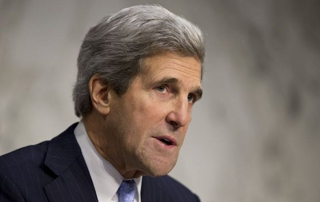 Керрі: Санкції проти РФ по Криму залишаться до його повернення до складу України Поштівка