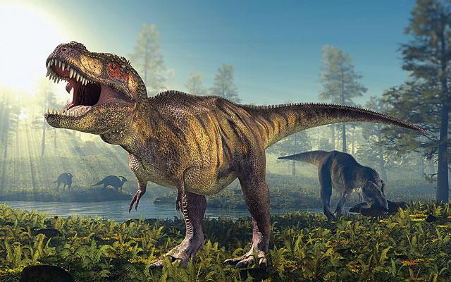 Стало відомо, як динозаври перетнули океан Поштівка