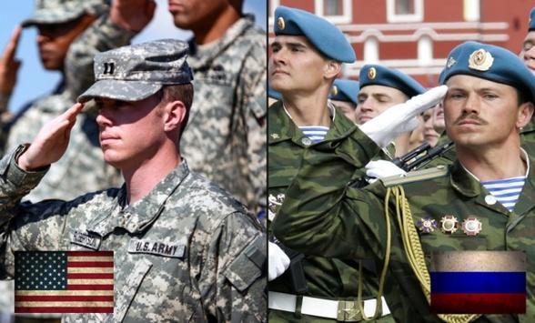 Журналісти порівняли армії Росії та США Поштівка
