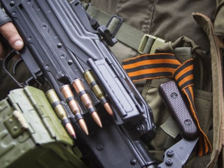 До лікарні Донецька звозять поранених російських військових Поштівка