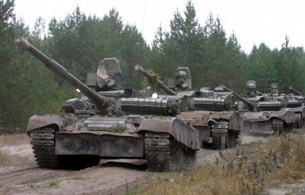 РФ у рази збільшила кількість важкої зброї на Донбасі Поштівка image 2