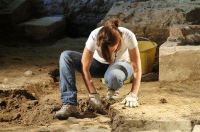 Археологи викопали старовинні артефакти в Нью-Мексико Поштівка image 2