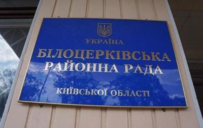 У райадміністрації під Києвом прогримів вибух Поштівка