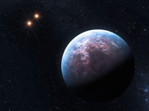 Астрономи відкрили схожу на Землю планету Поштівка