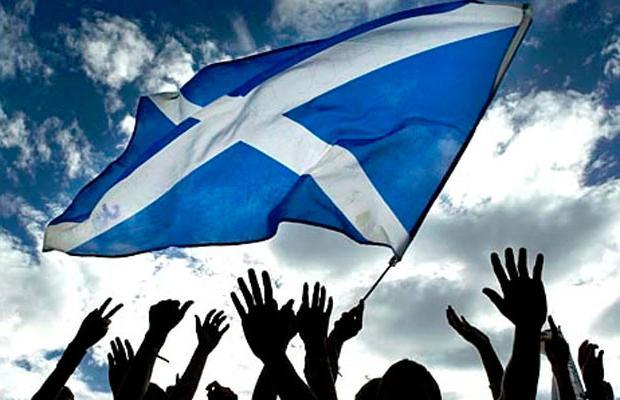Шотландія домовляється з Німеччиною, щоб залишитися у ЄС Поштівка
