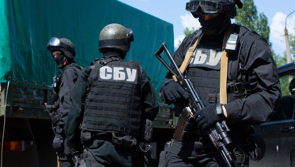 СБУ встановила найвищий рівень терористичної загрози для Криму і Донбасу Поштівка