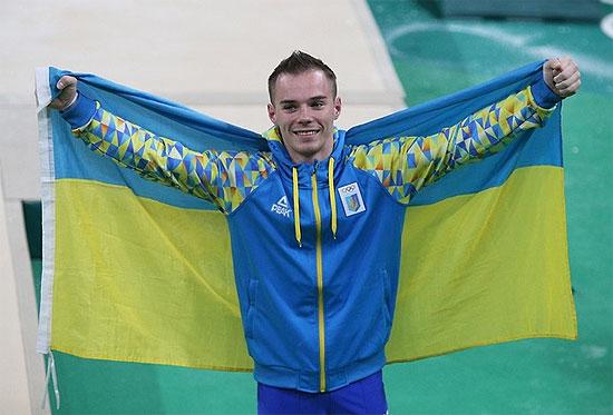 Олег Верняєв приніс Україні перше золото на Олімпіаді в Ріо Поштівка