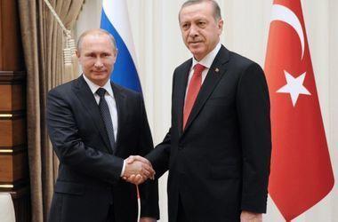 Ердоган знайшов винуватця в підриві відносин з Путіним Поштівка