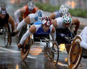 Російських паралімпійців відсторонили від ігор у Ріо Поштівка