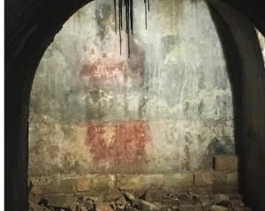 У підвалі школи відкопали 170-річну церкву Поштівка
