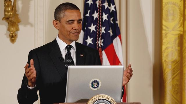 Обама стане редактором листопадового випуску IT-журналу Wired Поштівка