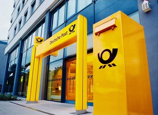 Пошта Німеччини пропонує сервіс для цифрової ідентифікації при оренді автомобілів Поштівка