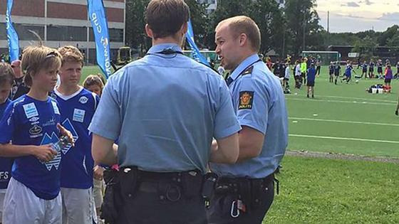 Російські футболісти побили норвежців на дитячому турнірі Поштівка