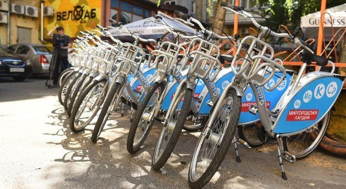 Велопрокат у Києві