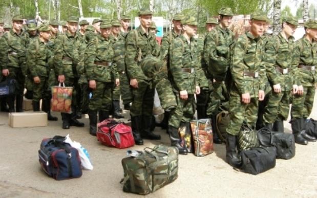 На півдні Росії почалася активна мобілізація резервістів Поштівка