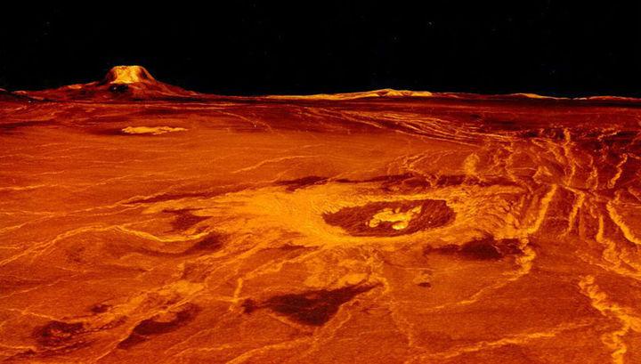 Вчені назвали Венеру першою населеною планетою Сонячної системи Поштівка