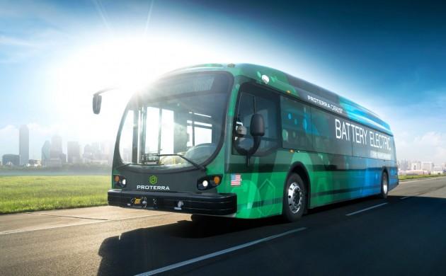 В США представили електробус з тисячокілометровим запасом ходу Поштівка