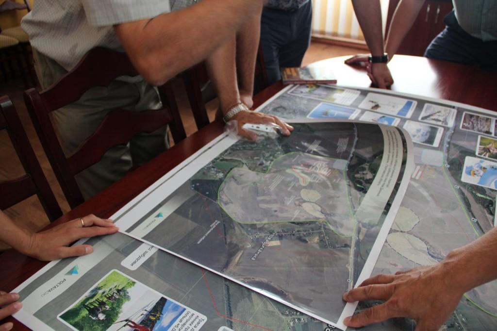 На Полтавщині хочуть побудувати гірськолижний курорт, як в Італії