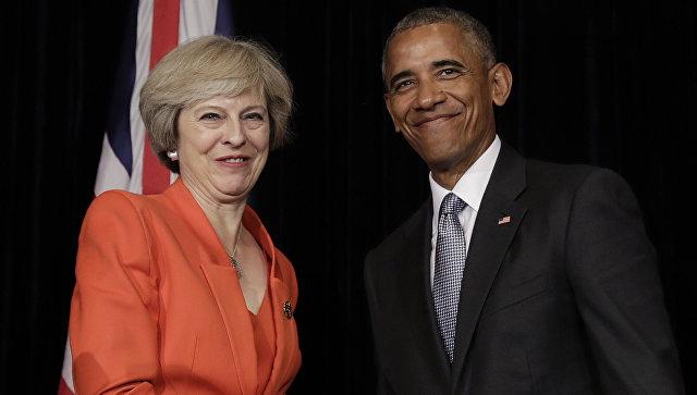 США і Великобританія будуть протистояти російській агресії в Україні Поштівка