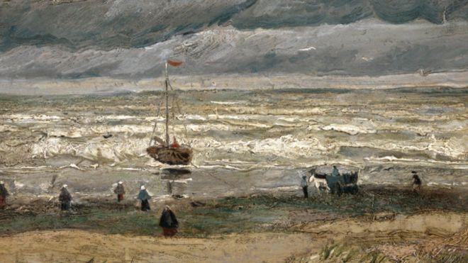 В Італії знайшли дві викрадені картини Ван Гога Поштівка