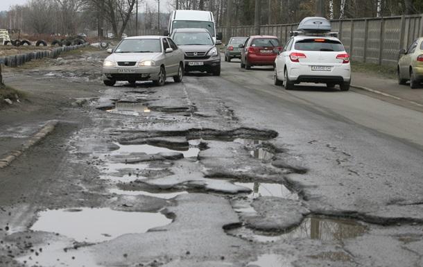 Україна на 134 місці в рейтингу стану доріг Поштівка