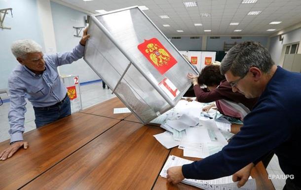 Туреччина не визнала кримські вибори в Думу Поштівка