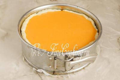 Начинка в гарбузовий пиріг