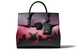 Колекція Versace: 7 сумок для 7 міст Поштівка