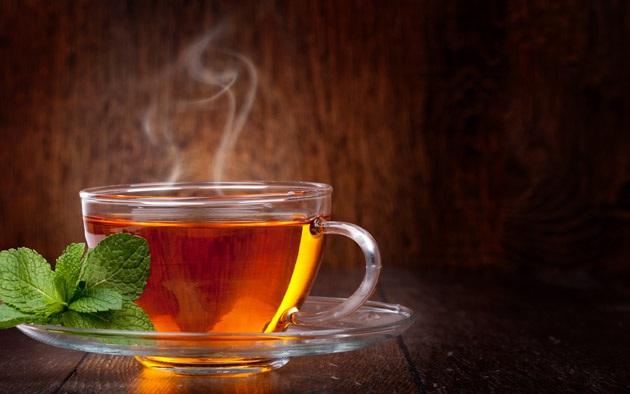 Відкриваємо таємниці чаю Поштівка