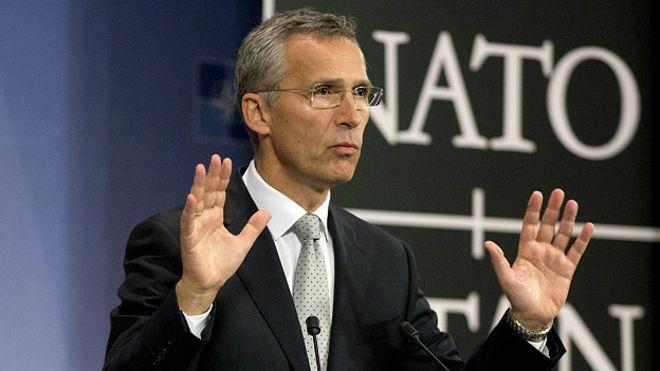 НАТО буде надавати Україні незмінну підтримку Поштівка