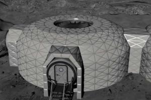 """КБ """"Південне"""" розробляє проект науково-промислової бази на Місяці Поштівка"""