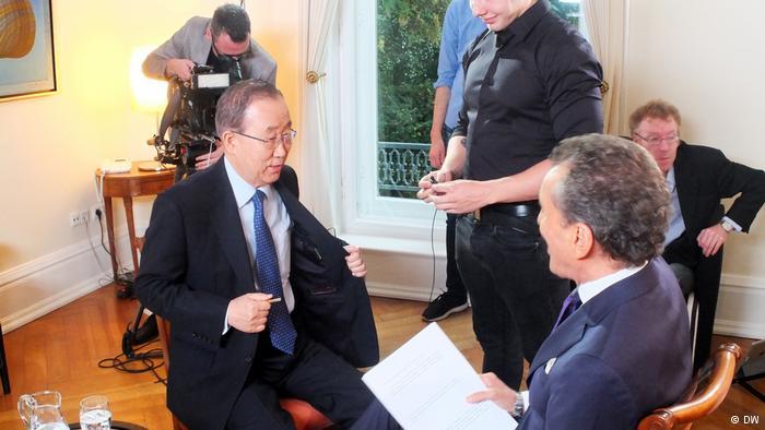 Генсек ООН: Режим Асада відповідальний за загибель понад 300 тисяч людей Поштівка