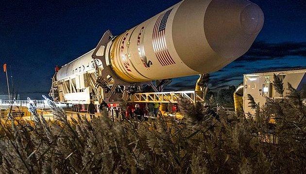 Ракетоносій Antares з українським першим ступенем успішно стартував у космос Поштівка image 3