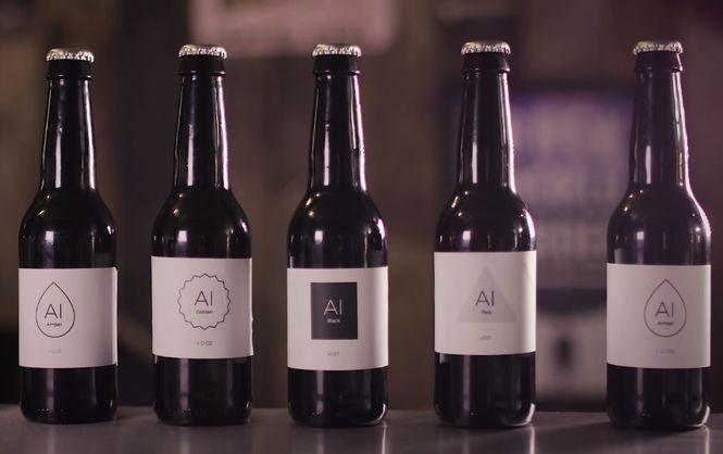 Британська компанія залучила штучний інтелект до виробництва пива Поштівка
