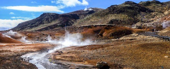 В Ісландії отримуватимуть електроенергію з вулканів Поштівка