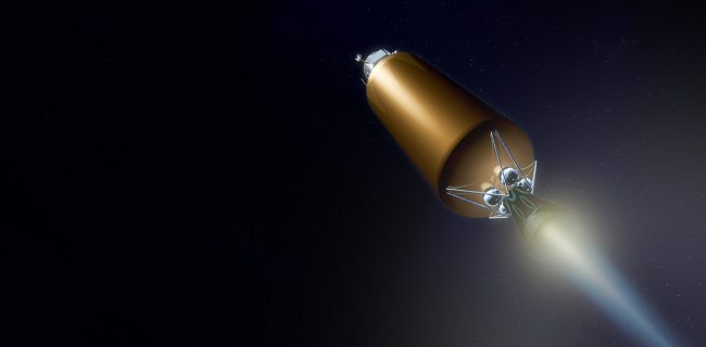 Ракетне паливо будуть виробляти з води Поштівка
