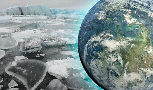 На Землі скоро розпочнеться новий льодовиковий період Поштівка
