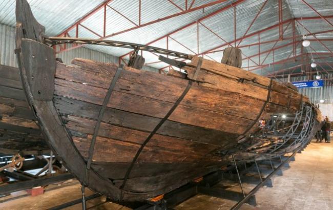 У Запоріжжі відреставрували козацькі кораблі XVII і XVIII століття Поштівка